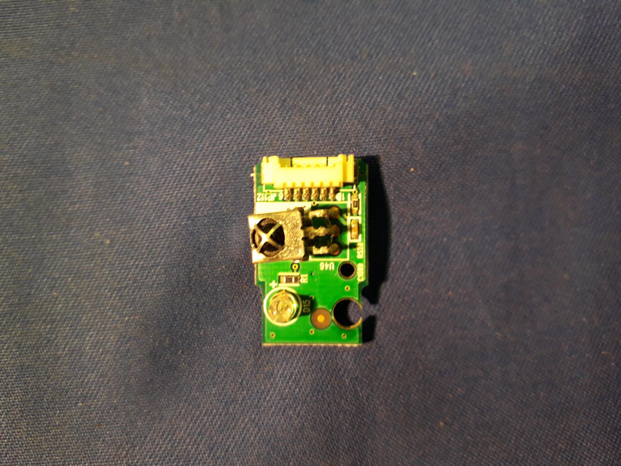 01004 4860 Ir Remote Control Sensor For Humax Lu23 Td1 Eus1 Gb Checking