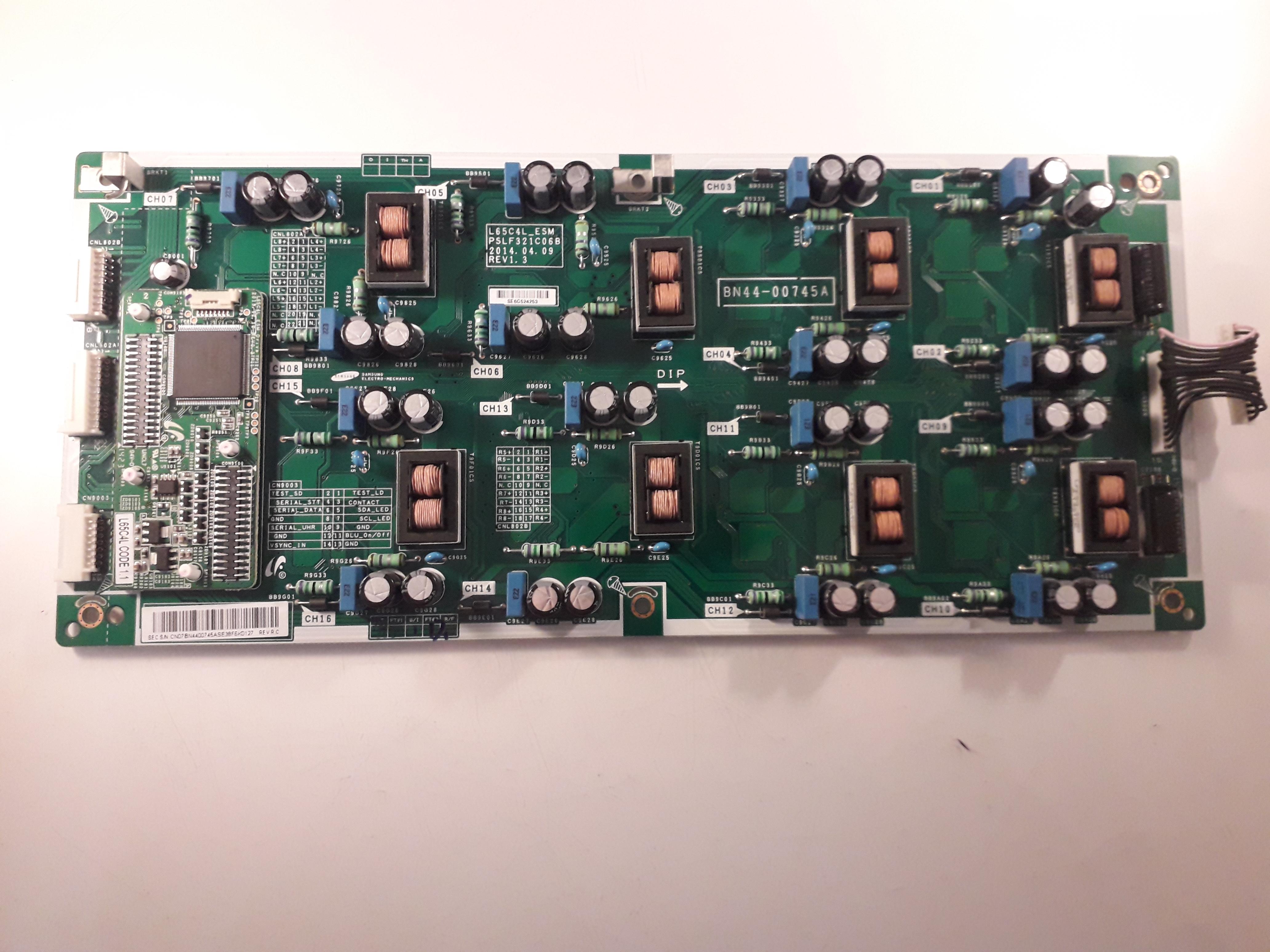 Calvas NEW ORIGINAL SMART HUB AUDIO SOUND TOUCH VOICE REMOTE CONTROL FOR UE55HU8500TXXU UE55HU8500ZXZT UE55HU8505QXXE UE55HU8590VXZG