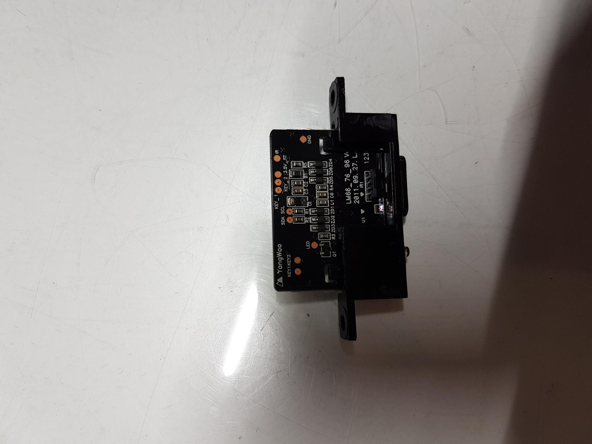 Details about EBR74560901 IR REMOTE CONTROL SENSOR FOR LG GENUINE  42LM670T-ZA BEKWLJG