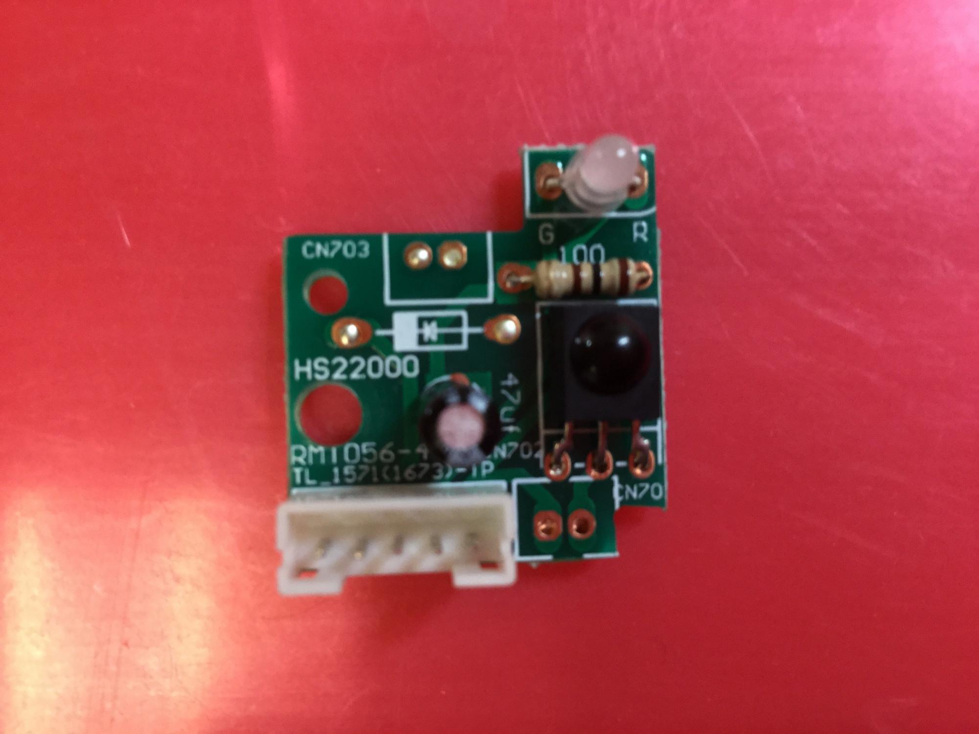 Rmt056 4 Ir Remote Control Sensor For Marks Amp Spencer Ms32100dvb Checking Led